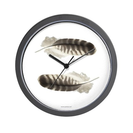 Feather Wall Clock 1