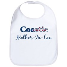 Coastie Mother-In-Law (Patrio Bib