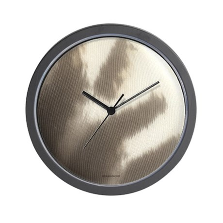 Feather Wall Clock 3