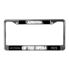 The Phantom of the Opera 1925 License Plate Frame