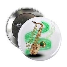 """Saxophone wrap 2.25"""" Button"""