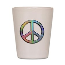 peace Shot Glass