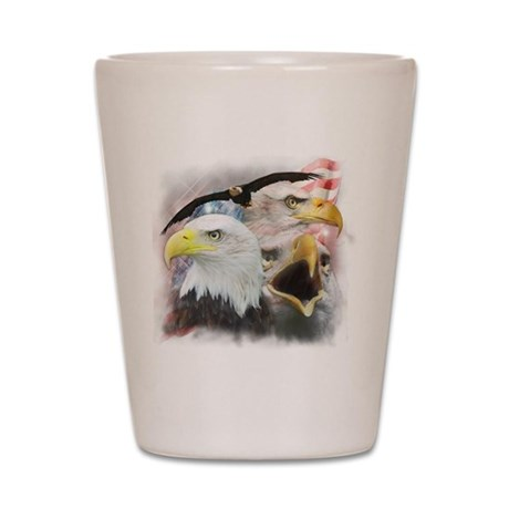 Eagles Shot Glass