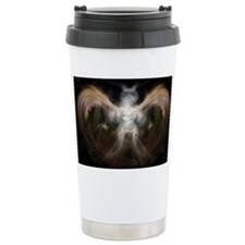 Not Angel Ceramic Travel Mug
