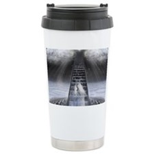 Stairway to Heaven Ceramic Travel Mug