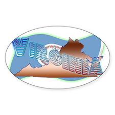 Virginia Decal