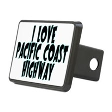 Pacific Coast Highway Hitch Cover