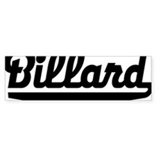 Billard Car Sticker