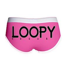 Loopy Women's Boy Brief