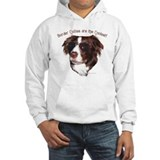 """Border Collie Cool"" Jumper Hoody"