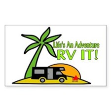 RV Adventure New Decal