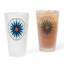 #V-116 ORN R copy Drinking Glass