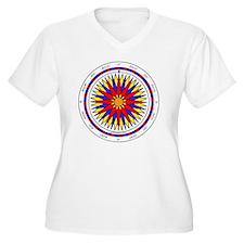Compass Rose V-11 T-Shirt
