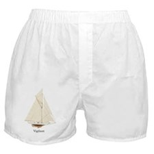 #47 square Boxer Shorts
