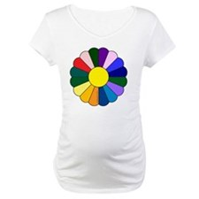Quilt Design V-129 square Shirt