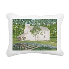 #9  11x17 Rectangular Canvas Pillow