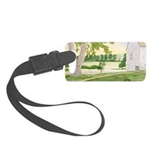 #6 11x17 Luggage Tag