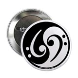 Yin Yang Bass Note Button