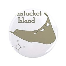 "nantucketisland 3.5"" Button"