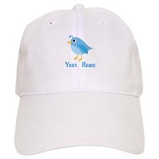 Personalized Blue Bird Baseball Cap