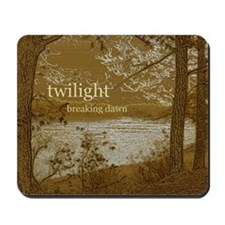 Twilight Breaking Dawn Mousepad