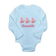 Personalized Butterfly Baby Suit