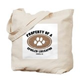 Lhasapoo dog Tote Bag