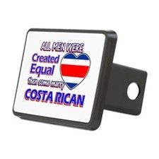 Costa rican Wife Designs Hitch Cover