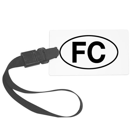 jeep fc Large Luggage Tag