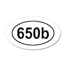 605b 35x21 Oval Wall Decal