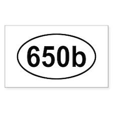 605b Decal