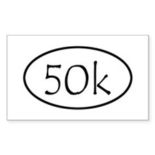 ultramarathon50k Decal