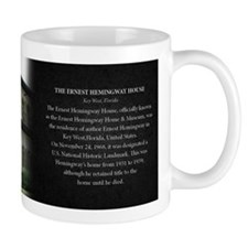 The Ernest Hemingway House Historical Mug Mug