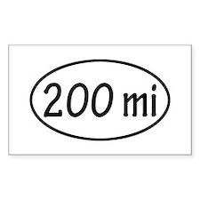 tekton pro200 mi Decal