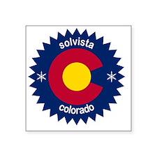 """solvista Square Sticker 3"""" x 3"""""""