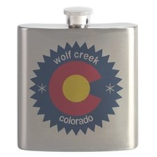 wolf creek Flask