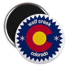 wolf creek Magnet