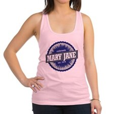 Mary Jane Racerback Tank Top