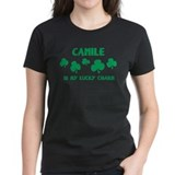 Camile is my lucky charm Tee
