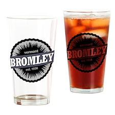 Bromley Mountain Ski Resort Vermont Drinking Glass