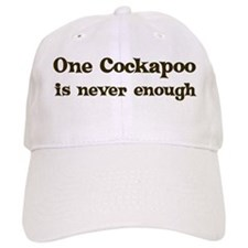 One Cockapoo Baseball Cap