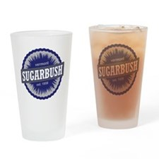 Sugarbush Resort Ski Resort Vermont Drinking Glass