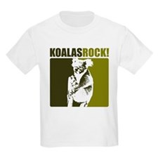 Koalas Rock! Kids T-Shirt