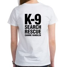 Tee Search & Rescue Cross