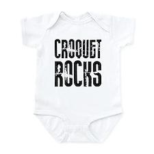 Croquet Rocks Infant Bodysuit