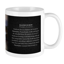 Boathouse Row Historical Mug Mug