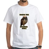 Shave The Spotted Owl Shirt