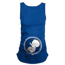 2-womb-punk1-T.png Maternity Tank Top