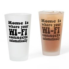 Home Wi-Fi Drinking Glass