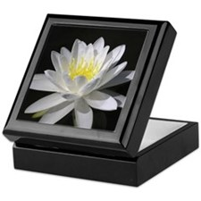 Water Lilly - Keepsake Box